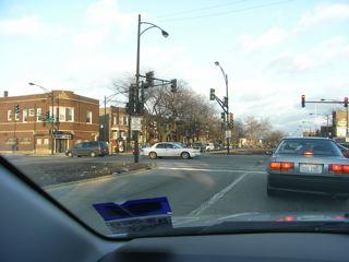 オークパークからシカゴへ入る_a0079995_52966.jpg