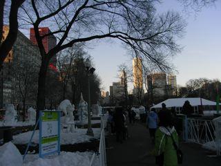 シカゴの雪祭り_a0079995_550523.jpg