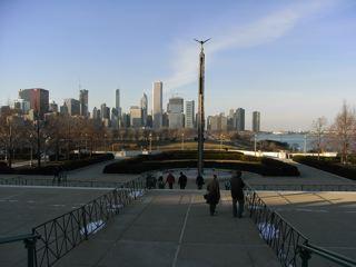 シカゴのウォーターフロント−2_a0079995_62190.jpg
