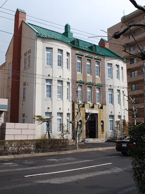函館海産商同業組合事務所(函館の建築再見)_f0142606_21192973.jpg
