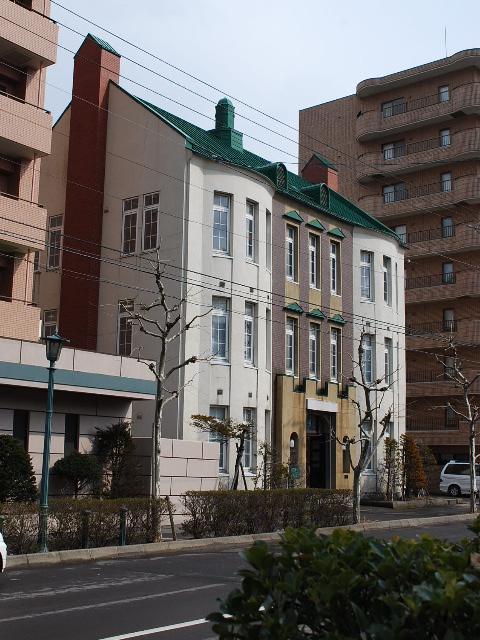 函館海産商同業組合事務所(函館の建築再見)_f0142606_21435540.jpg