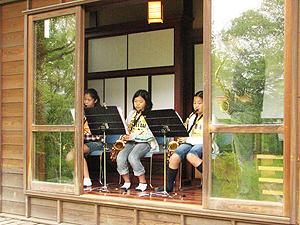 里山でジャズ音楽を楽しもう!_e0118827_22162259.jpg