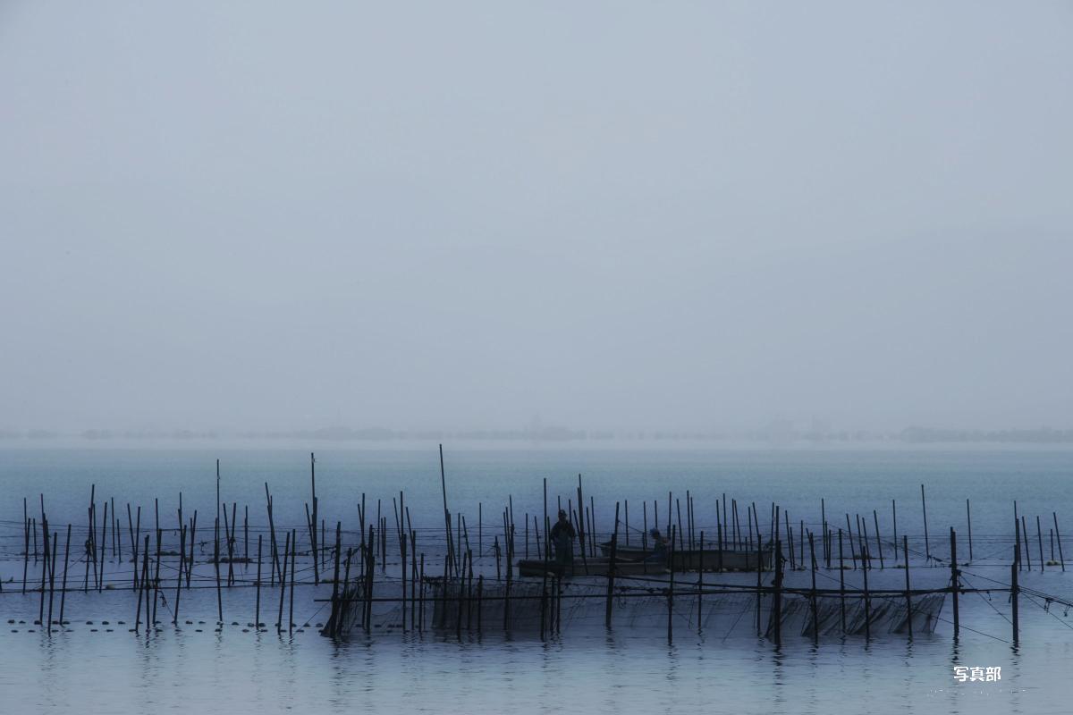 琵琶湖景 _f0021869_23434344.jpg