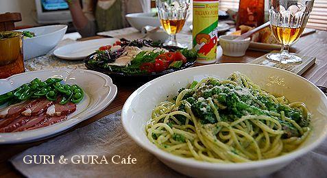 念願のGURI&GURA Cafeへ・・_a0105872_19285720.jpg