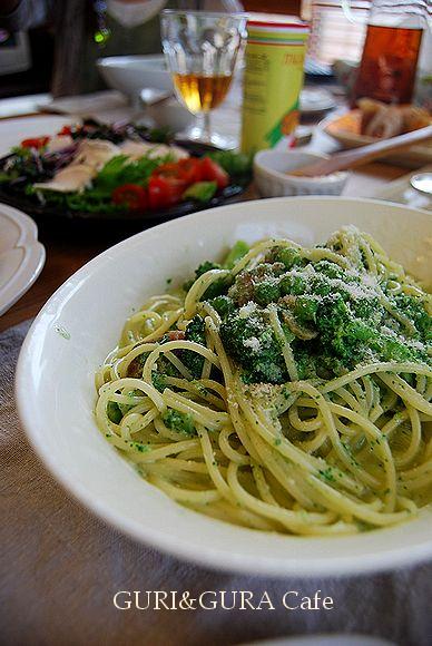 念願のGURI&GURA Cafeへ・・_a0105872_19325982.jpg