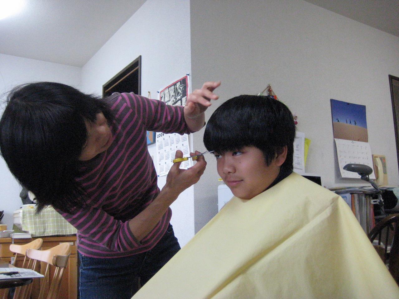 「散髪」の画像検索結果