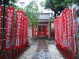 津軽稲荷神社   (江戸屋敷にあった神社11)  _c0187004_22235337.jpg