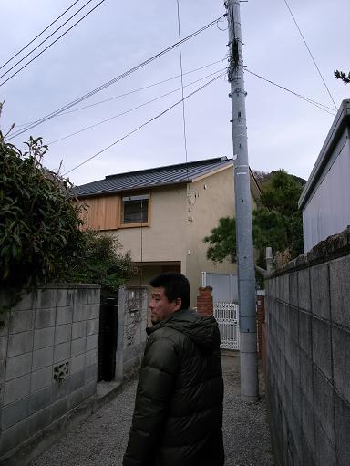 「逗子の家」・「葉山の家」(設計:N設計室さん+徳田英和設計事務所さん)_a0039934_199675.jpg