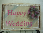 ♡Happy Wedding♡_f0166439_1615332.jpg