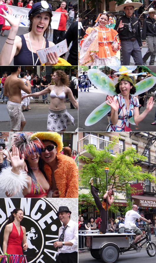 ダンス・パレード New York Dance Parade 2009_b0007805_82212.jpg