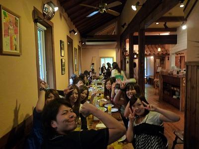 45名様のパーティ 【Chef's Report】_f0111415_2330164.jpg
