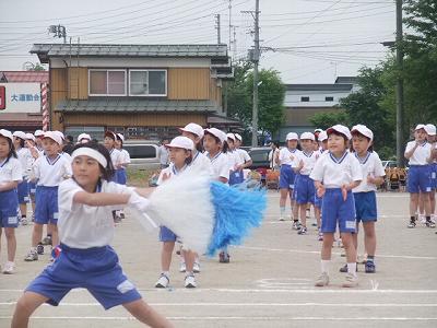浦佐小学校運動会_b0092684_16425945.jpg