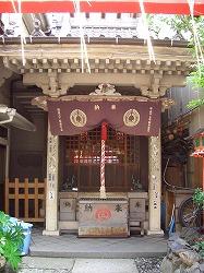 宝珠稲荷神社   (江戸屋敷にあった神社13)  _c0187004_2343994.jpg