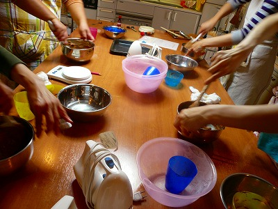 5月20日(水) 洋菓子研究_d0138307_21525862.jpg