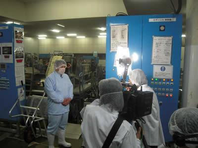 フジTVにサラダコスモ信州第二工場_d0063218_19431390.jpg