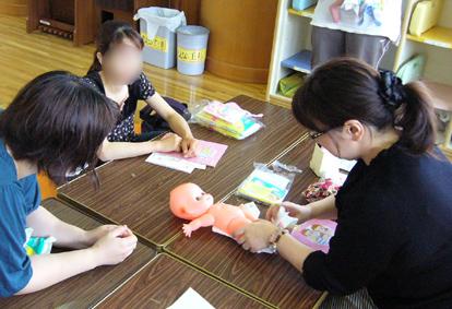 マタニティ さくらちゃん教室_a0111125_19545618.jpg