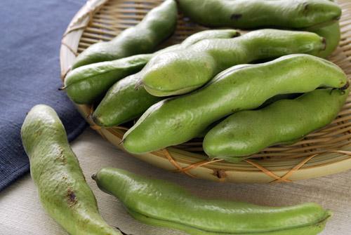 焼き空豆の香味和中風だれ_b0175635_23331661.jpg