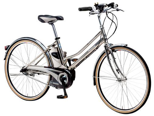 ... をしよう。自転車は楽しい