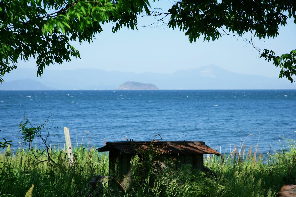 琵琶湖景  3_f0021869_22494977.jpg
