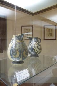 アールヌーヴォーの陶器博物館~ボルゴ・サンロレンツォ_f0106597_16374852.jpg