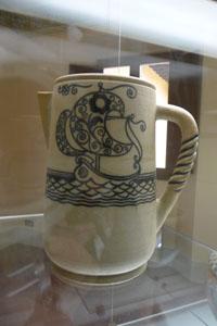アールヌーヴォーの陶器博物館~ボルゴ・サンロレンツォ_f0106597_16441519.jpg