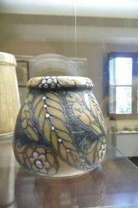アールヌーヴォーの陶器博物館~ボルゴ・サンロレンツォ_f0106597_1648436.jpg