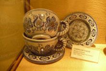 アールヌーヴォーの陶器博物館~ボルゴ・サンロレンツォ_f0106597_165476.jpg