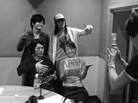 monokuro @ Radio Guest de Oh! Isogashi!_d0131511_2152145.jpg