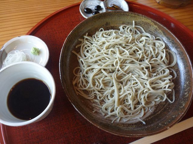 手打ち蕎麦 なが乃_b0054727_0102133.jpg