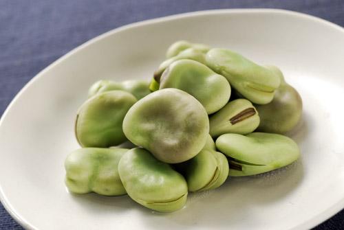 焼き空豆の香味和中風だれ_b0175635_0223483.jpg