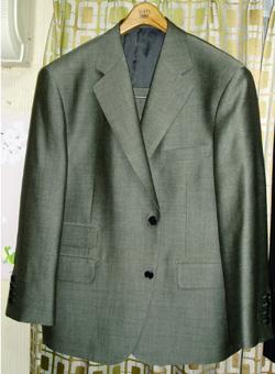 スーツのお仕立_b0081010_17381645.jpg