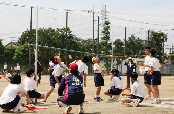 三芳中学校体育祭~疾風の如く走り抜けるスーパーマン?!_d0130714_17512280.jpg