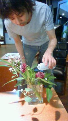 新しいお花が届きました★_f0202682_21365292.jpg