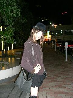 夜遊び日記2 今夜は女装ナイト!_d0133225_1216340.jpg