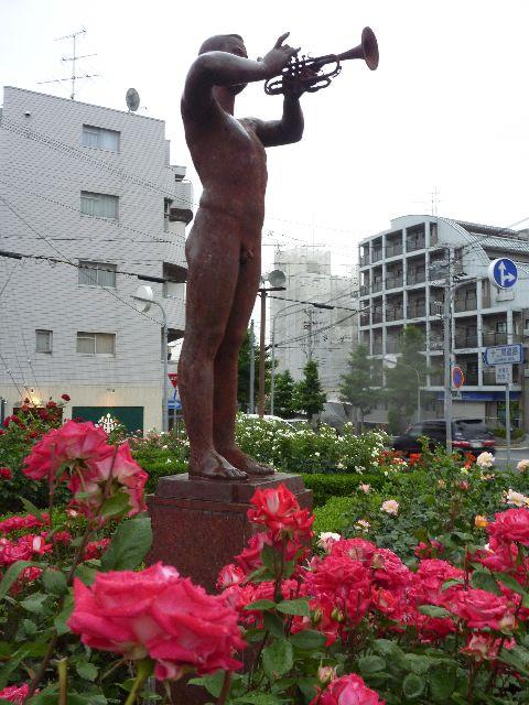 岡本 バラ公園(本山街園)_b0054727_23321457.jpg