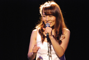 鮎川麻弥Acoustic Live! set list and comment ♪_c0118528_1224798.jpg