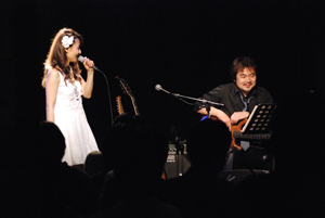 鮎川麻弥Acoustic Live! set list and comment ♪_c0118528_1345329.jpg
