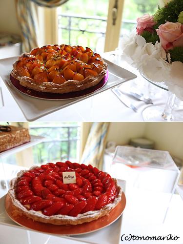 ウェディングケーキ食べ放題?!_c0024345_1657259.jpg