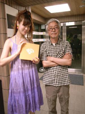 巨匠☆秋山孝先生 オープニングパーティー☆ _f0196753_20111988.jpg