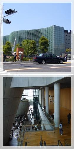 新国立美術館へ_c0051105_0415414.jpg
