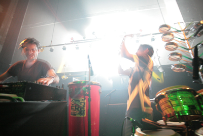 "Shibuya\""WOMB\"" Live Percussion 2009 RENATO COHEN feat.KTa☆brasil_b0032617_14164280.jpg"