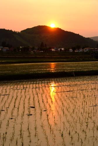 春なのに~津軽の風景_e0168232_2113473.jpg