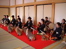 熊本城来場者日本一記念・本丸御殿演奏会 _c0085539_11283410.jpg
