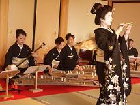 熊本城来場者日本一記念・本丸御殿演奏会 _c0085539_11312157.jpg