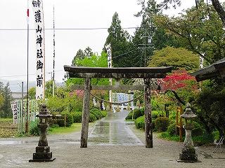 護山神社例祭:五穀豊穣と招福を願って…_b0123970_0373627.jpg