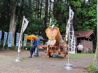 護山神社例祭:五穀豊穣と招福を願って…_b0123970_0434028.jpg