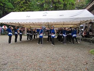 護山神社例祭:五穀豊穣と招福を願って…_b0123970_0472965.jpg