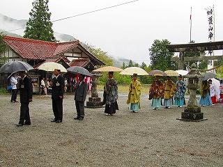 護山神社例祭:五穀豊穣と招福を願って…_b0123970_0513972.jpg