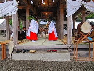 護山神社例祭:五穀豊穣と招福を願って…_b0123970_0545816.jpg