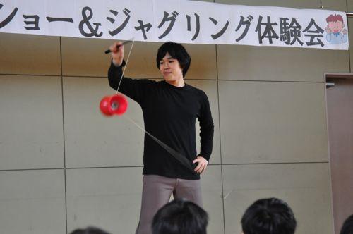 ホゴムラ名人ソロアクト☆ in 黒松_b0008475_2282633.jpg